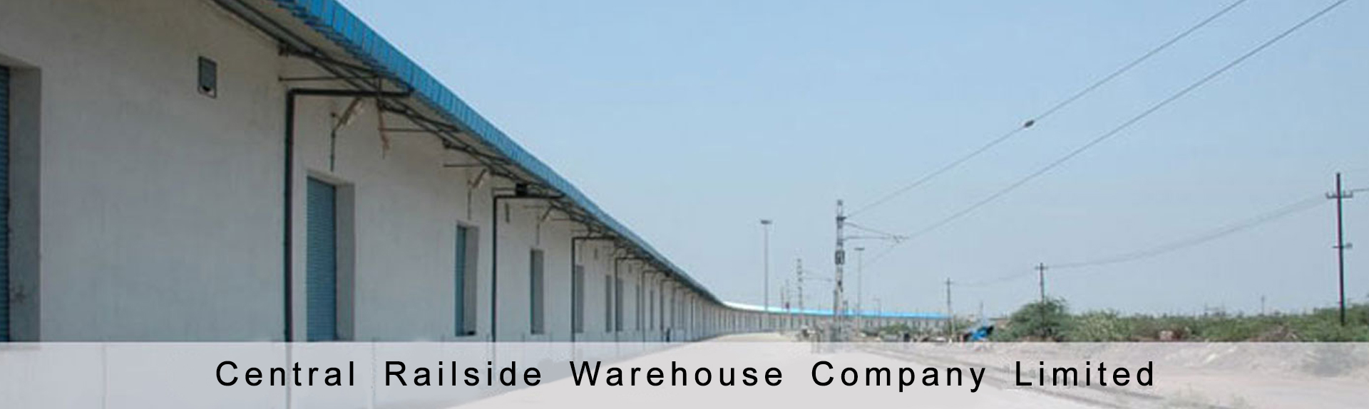 Home | Central Railside Warehouse Company Limited
